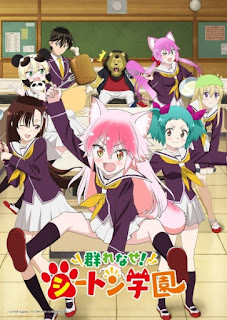 Murenase! Seton Gakuen Anime 720p Sub Español Descargar Mega Zippyshare
