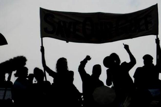 Aksi Besar-besaran Hari Ini di Bone, Massa Minta Semua Kampus Dikosongkan
