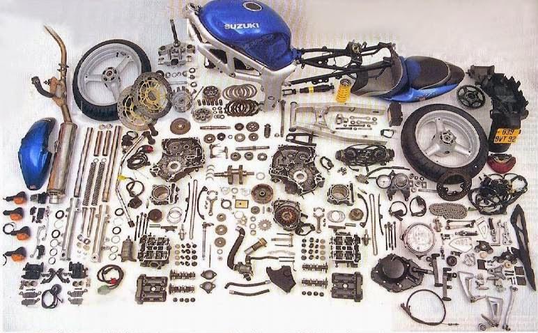 Resultado de imagen de mecanica motos