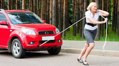 Cara Mengatasi Mobil Yang Tidak Bisa Distarter