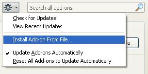 On stream firefox add downloader