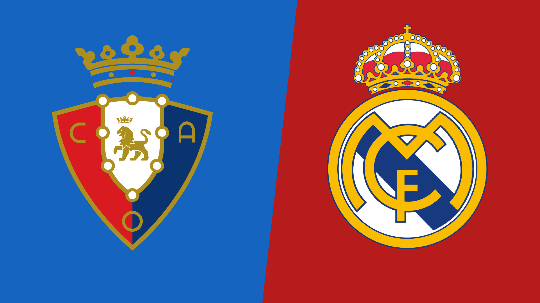 ريال مدريد يسعى إلى تجاوز أوساسونا من أجل الحفاظ على المركز الثاني ... الدوري الإسباني