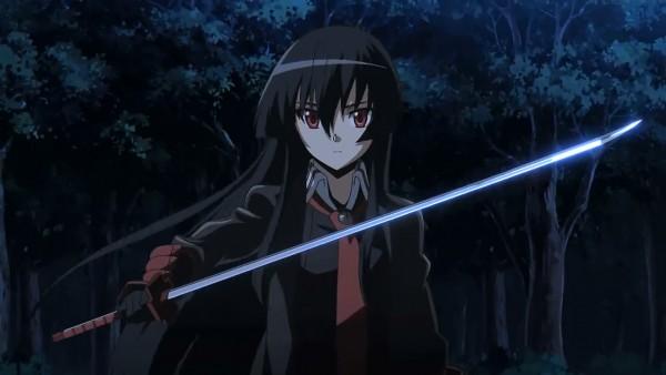 pedang murasame akame