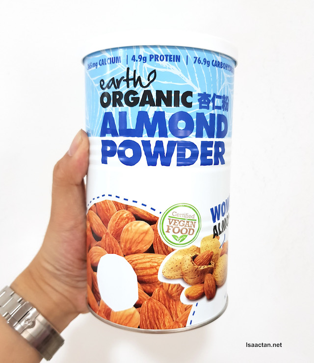 Earth Organic Almond Powder