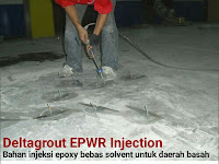 Deltagrout EPWR  Injection