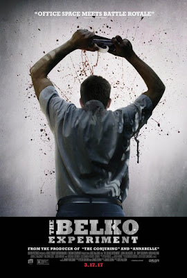The Belko Experiment 2017 DVD R1 NTSC Sub