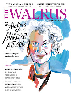 what is the walrus magazine