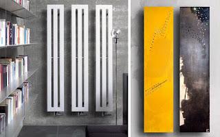 Marzua decorar con radiadores modernos for Cuadros verticales baratos