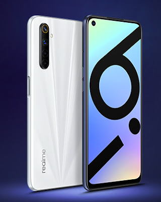 Realme 6i with 90Hz display,48MP Quad rear camera launched