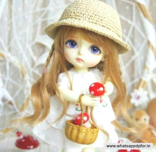Cute Doll Pic For Fb Profile