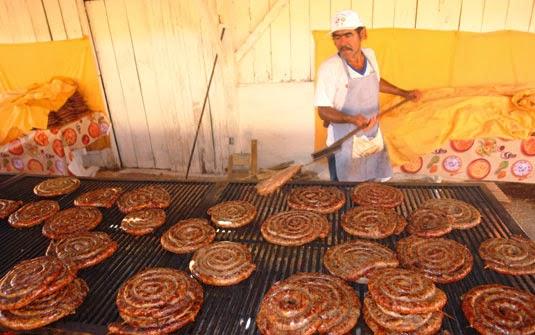 Foto: Festa da Linguiça de Maracaju. Divulgação: Internet