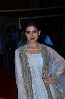 Samantha Ruth Prabhu cute in Lace Border Anarkali Dress with Koti at 64th Jio Filmfare Awards South ~  Exclusive 019.JPG