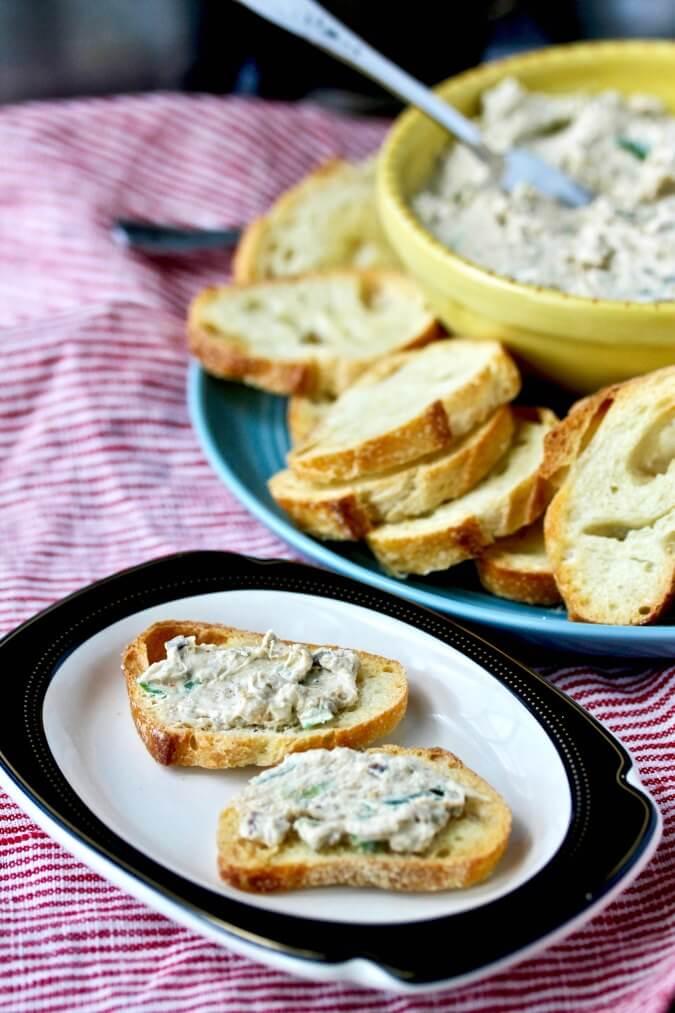 Smoked Oyster Pâté