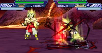 Download Dragon Ball Total Majin Chaos PPSSPP