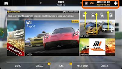 nitro nation racing mod apk unlimited money