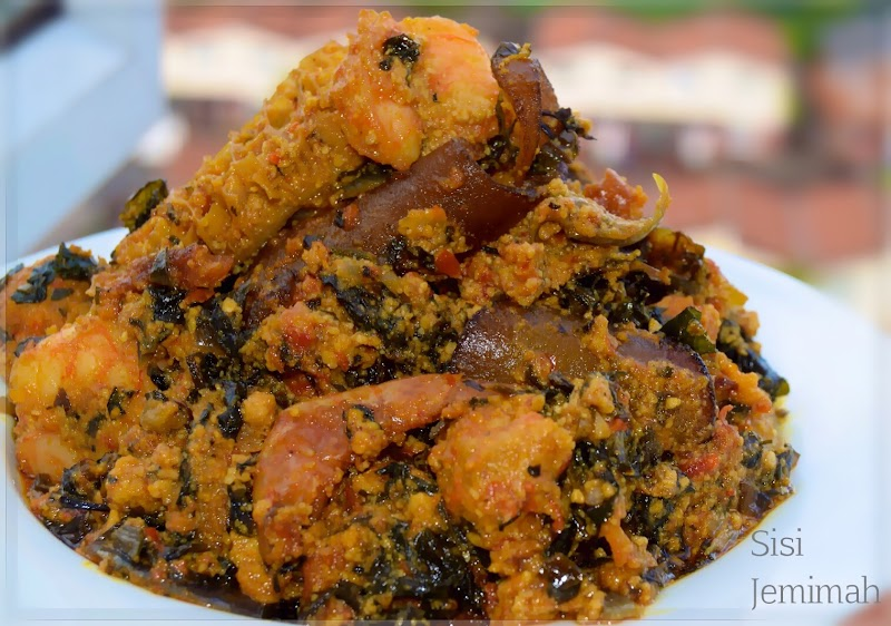 How to prepare egusi soup with style