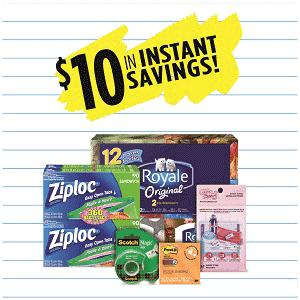 $10 instant savings