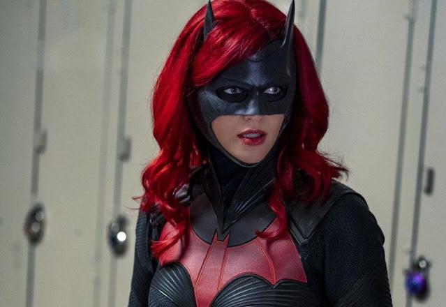 """CINE: Ruby Rose no quiere más maratones de grabación de """"Batwoman""""."""