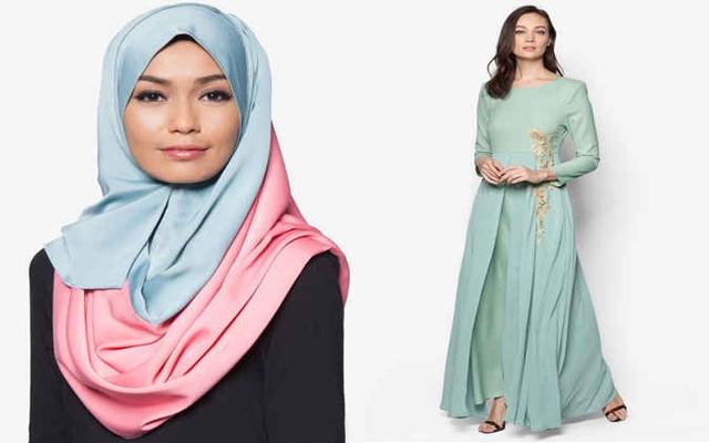 Aleena Tudung Pelengkap Gaya Hijabista, hijab, shawl