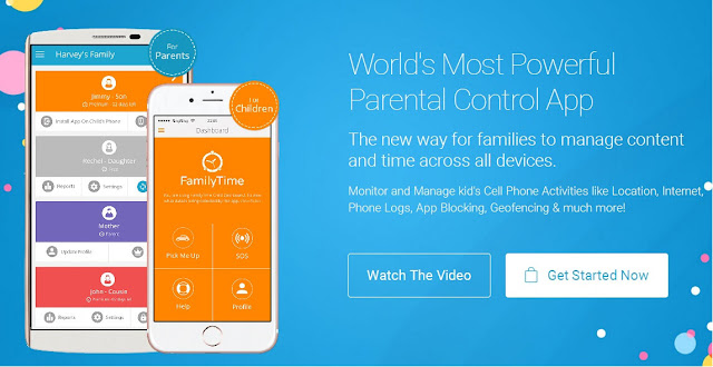 How to Be a Smart Parent in the Tech Times with FamilyTime Parental Control App