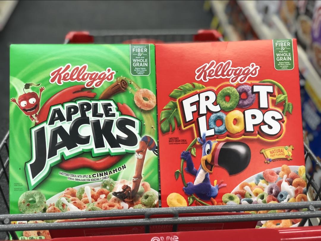99 Cent Kelloggs Cereal Returns