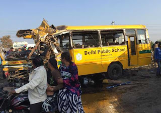 4-kids-driver-die-in-bus-truck-collision-in-mp