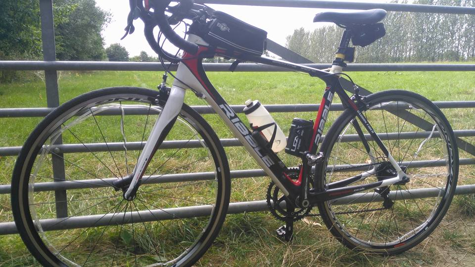 No Real Problems With The Btr Bike Bag Om The Ribble