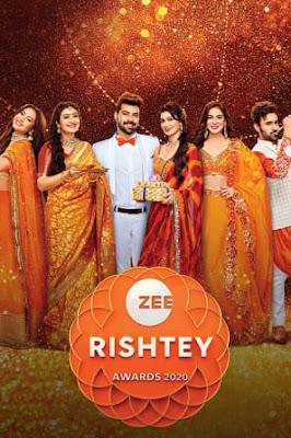 Zee Rishtey Awards (2020) Hindi 720p   480p WEB HDRip x264 1.3GB   650Mb