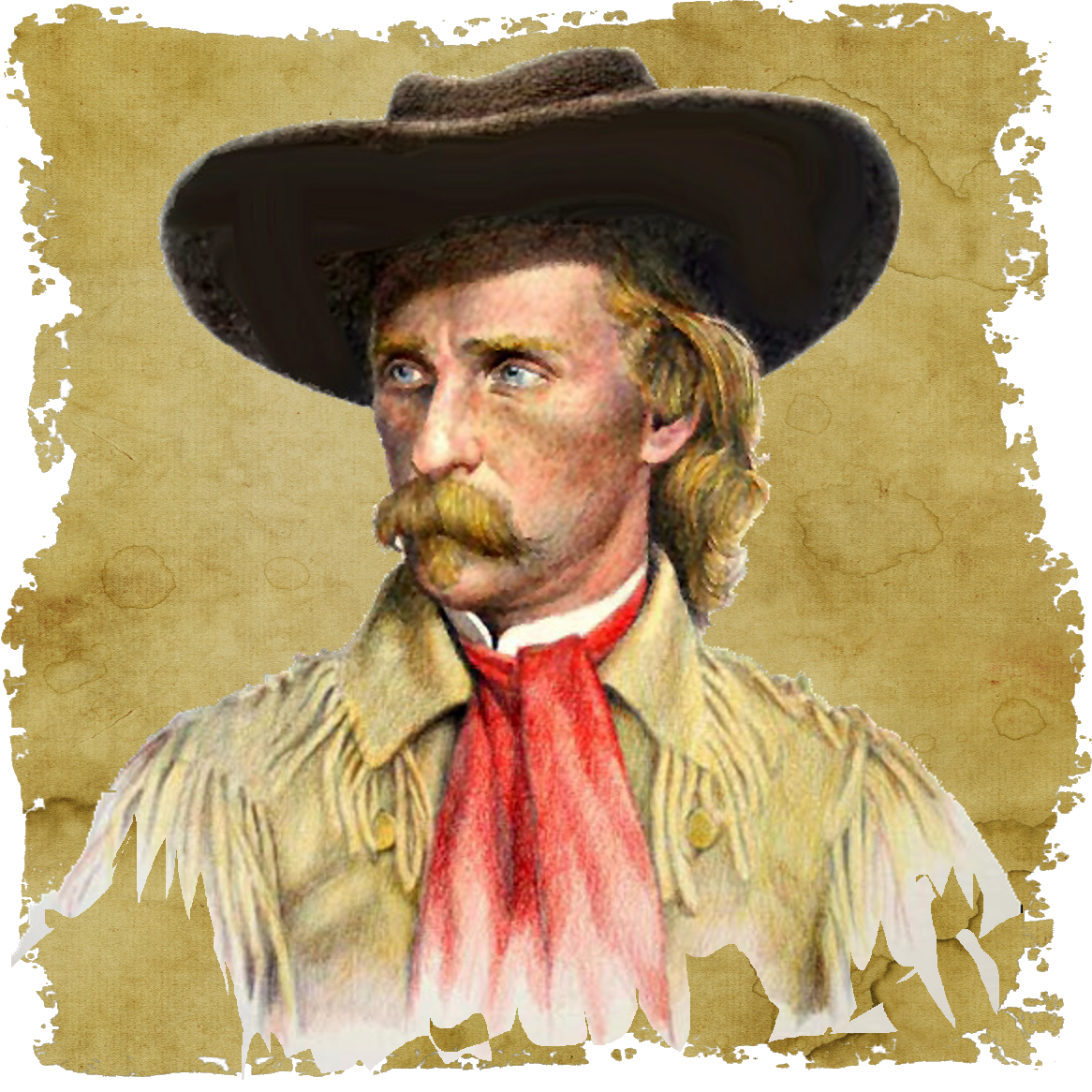General Armstrong Custer, Jeff Summerfield look-alike