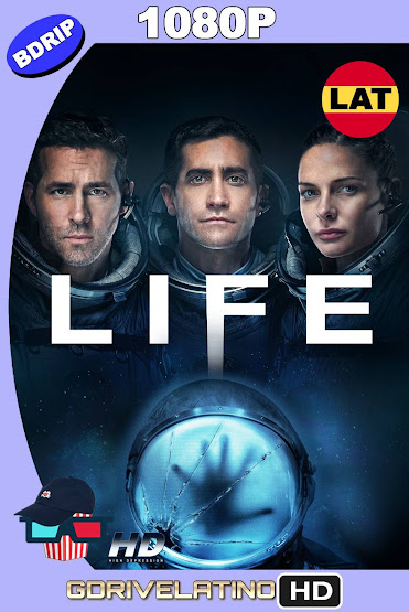 Life: Vida Inteligente (2017) BDRip 1080p Latino-Ingles MKV