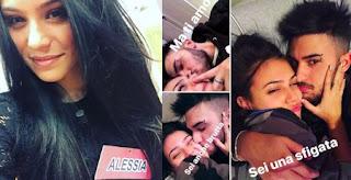 Valentino Bisegna fidanzato con Alessia Andreano