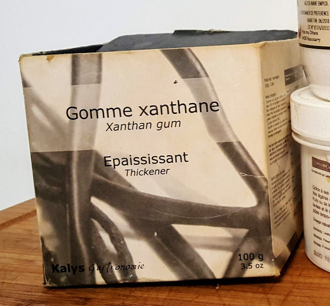 La gomme Xanthane (E415)