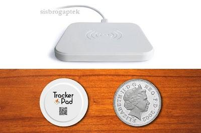 TrackerPad GPS, Mampu Lacak Benda Berharga Dengan Praktis   SISBRO