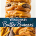 Butter Burger Recipe (Wisconsin Butter Burgers)