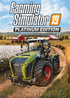 Farming Simulator 19 Platinum Edition PC download