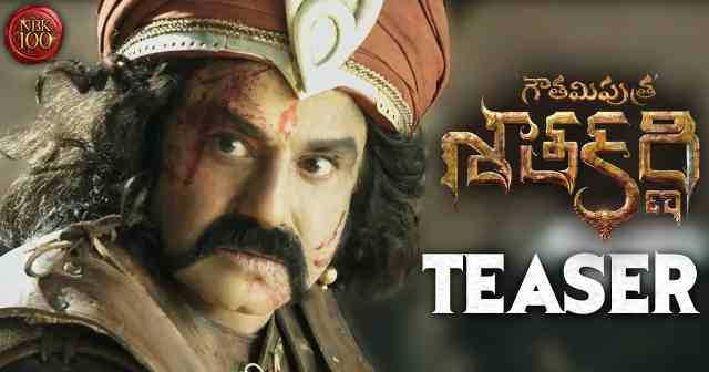 Gautamiputra Satakarni Movie Teaser