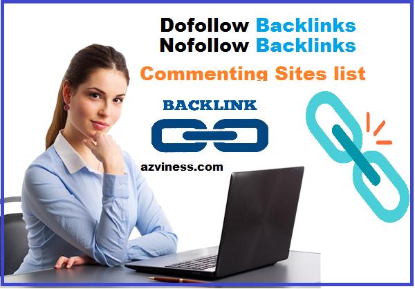 No-follow Instant Approval Blog Commenting Sites list – 2019| Az Tricks