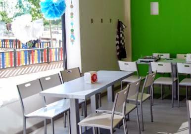 El Pequeño Café (interior)