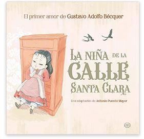 «La niña de la calle Santa Clara» de Antonio Puente Mayor