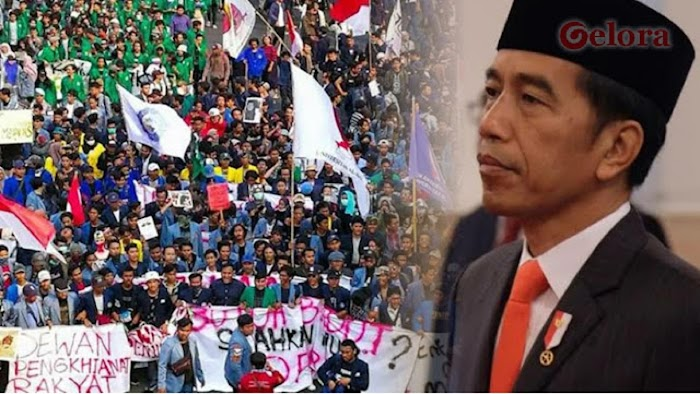 BEM Seluruh Indonesia Ancam Jokowi: Jika Keselamatan Nyawa Rakyat Tak Diutamakan, Kami Bergerak!
