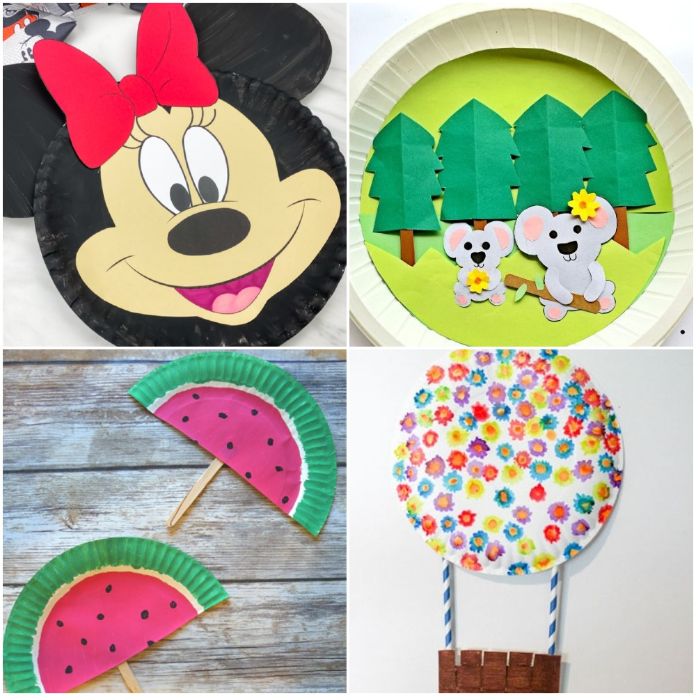20 Fun Paper Plate Craft Ideas Your Kids Will Love To Make