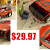 KidKraft Speedway Play N Store Activity Table $29.97 + Free Shipping