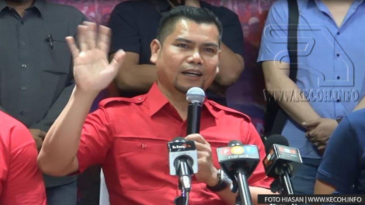 'Tarzan pun nak jadi ketua pemuda Umno'
