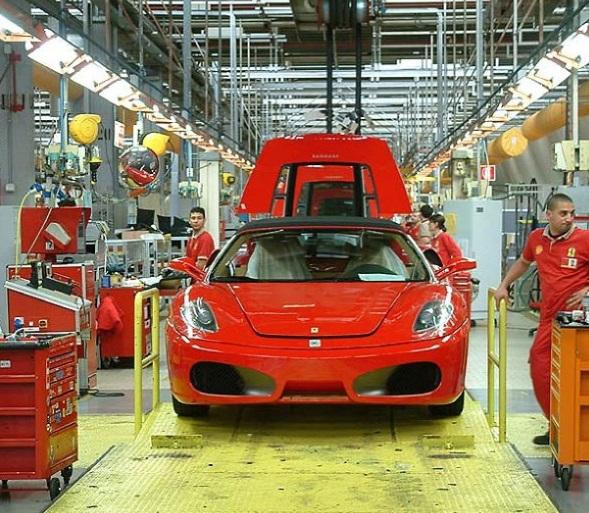 Negara Negara Pembuat Mobil di dunia