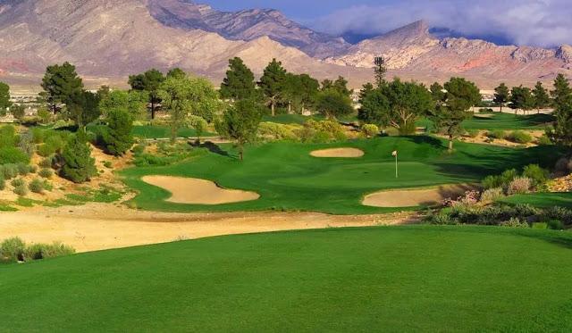 Play golf Las Vegas, USA