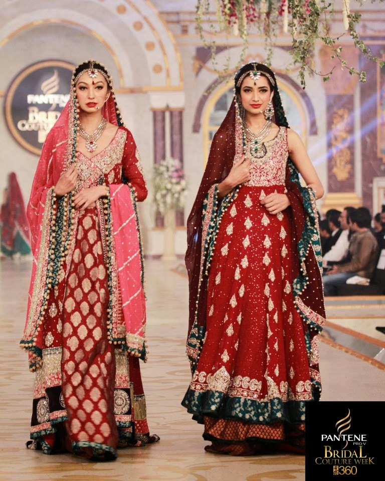 New Bridal Dress Designs 2014 By Zainab Chottani Just Bridal