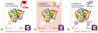 Lenguaje y Comunicación - Tomo I - Tomo II y Cuaderno de Actividades - 3° de educación primaria.
