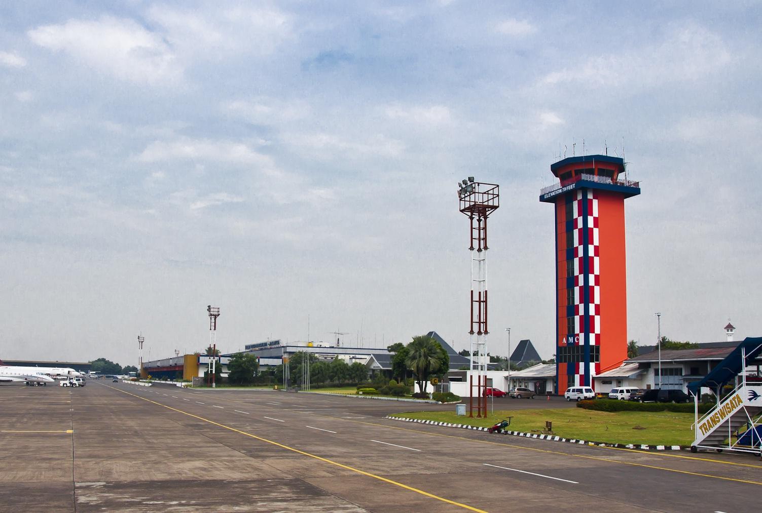 INFO JAKARTA: PELABUHAN UDARA / AIRPORT HALIM PERDANA