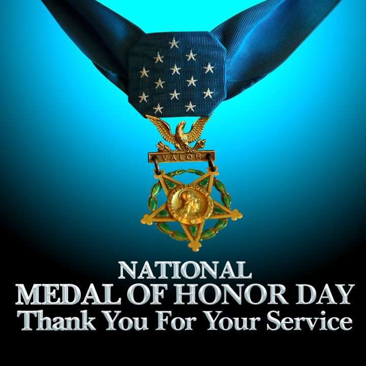 National Medal of Honor Day Wishes Sweet Images