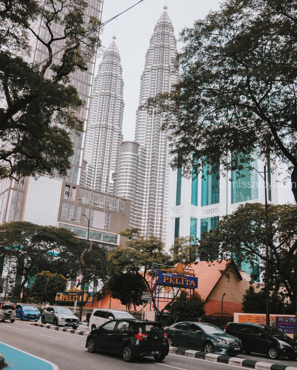 MALAYSIA ITINERARY BUDGET 2019
